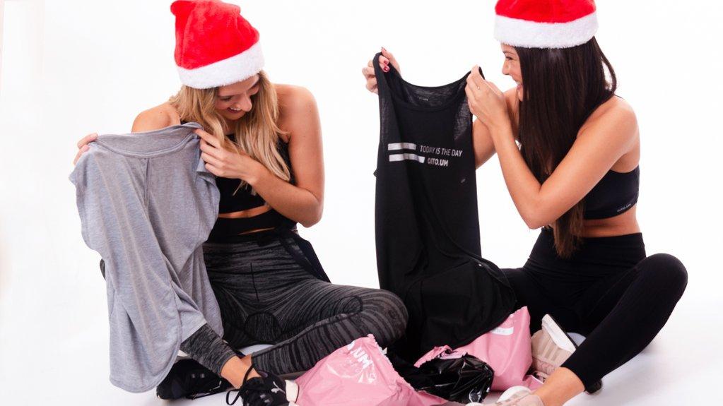 Sugestões de presentes de Natal