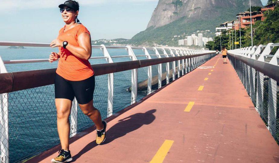 Empoderamento com a prática de exercícios