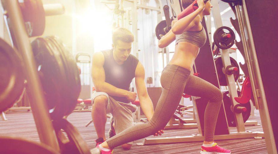 Os melhores exercícios para treinar em casal
