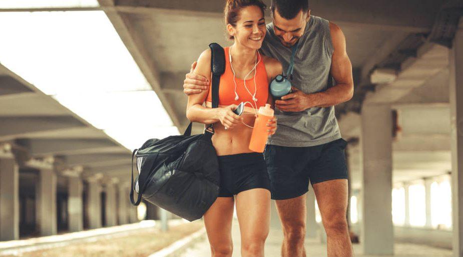 Corrida ou caminhada são atividades indicadas para um treino a dois